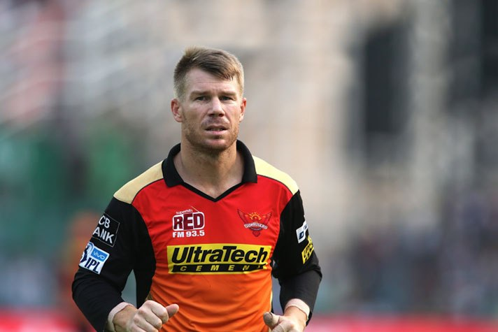 David Warner steps down as captain of Sunrisers Hyderabad