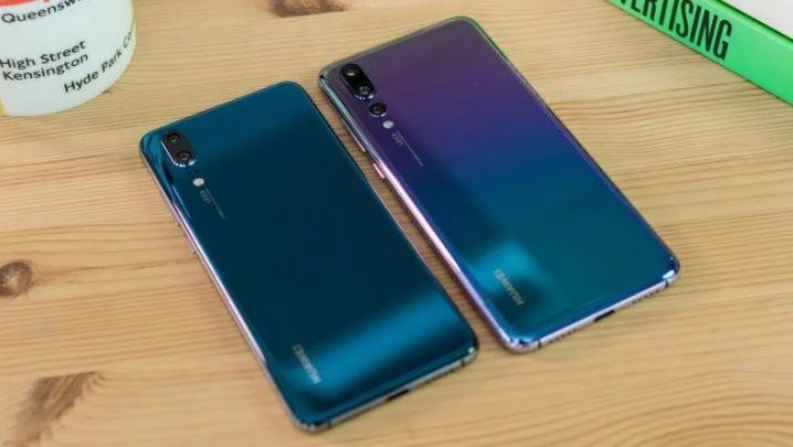 Huawei P20 and Huawei 20 Pro