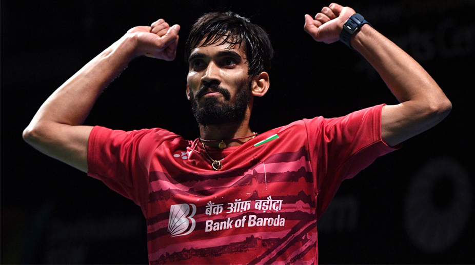 Kidambi Srikanth Set To Become First Indian To Be World No.1 In Badminton