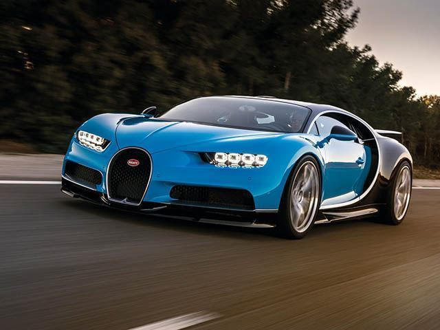 Bugatti Chiron Costs 30 Crore in India