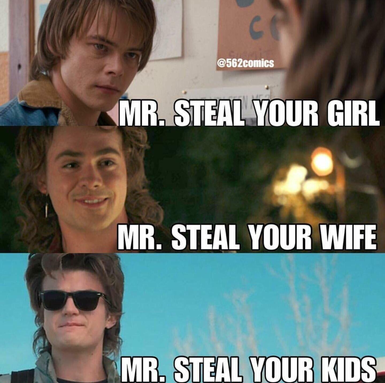 Stranger Things Strange Memes