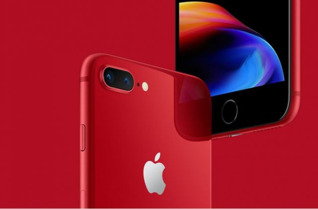 iPhone 8 Red, iPhone 8 plus Red
