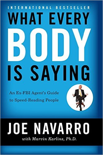 Front cover of What everybody is saying by Joe Navarro
