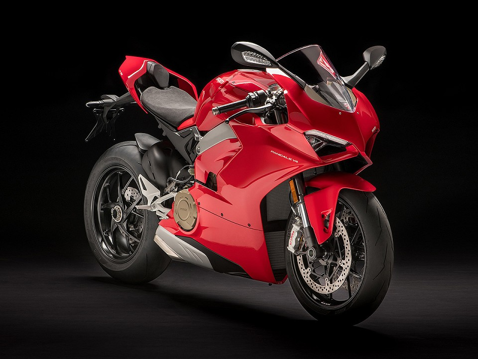 Ducati Panigale V4 - Bookings Reopens in India Following High Demand