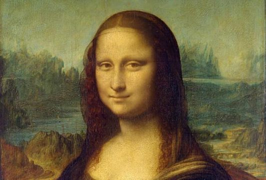 amazing mona lisa facts