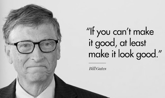 bill gates life quotes