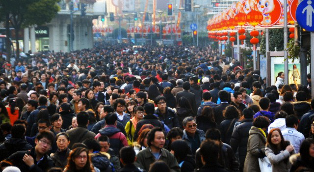 china facts population