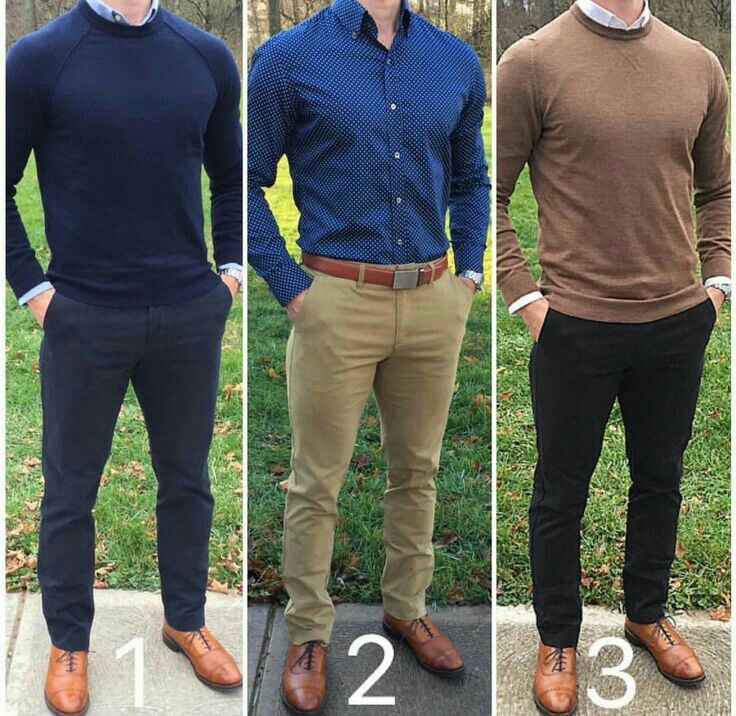 look muscular with collared shirts