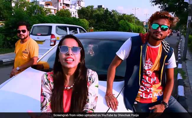 Dhinchak Pooja Is Enjoying Her Life & She Thanks Her Fans