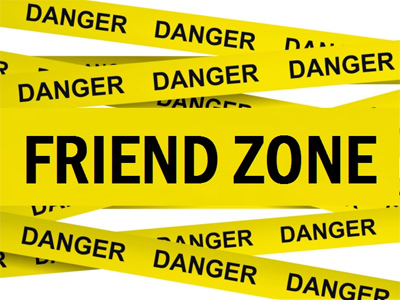 friend zone danger warning