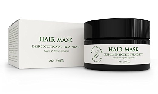 healthy hair mask