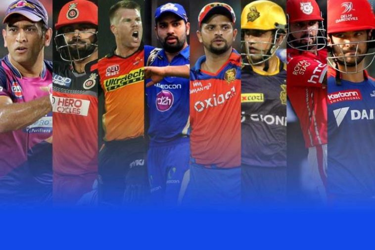 Ipl T20 schedule and teams