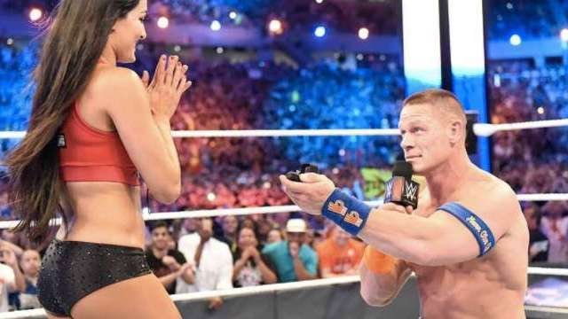 John Cena and Nikki Bella breakup