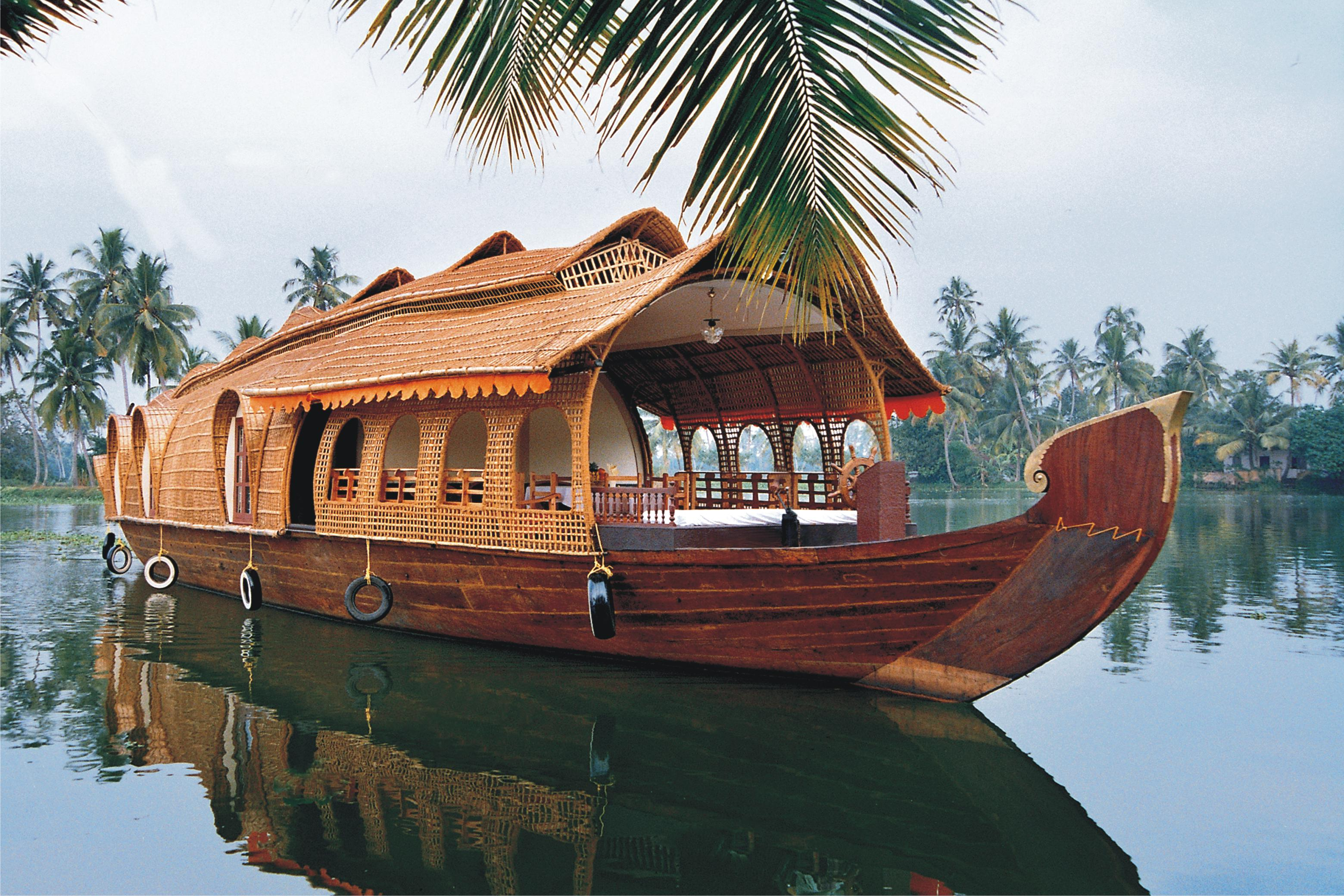 kerela honeymoon destination india
