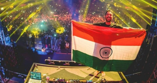Indian EDM Nucleya