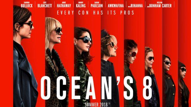 Ocean's 8 Sandra Bullock