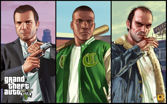 GTA 5 - Highest Grossing Game Ever