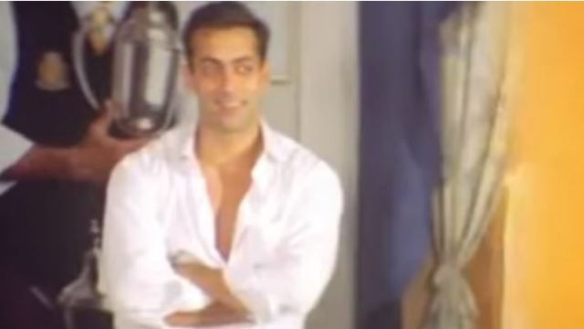 salman khan in hum saath saath hain