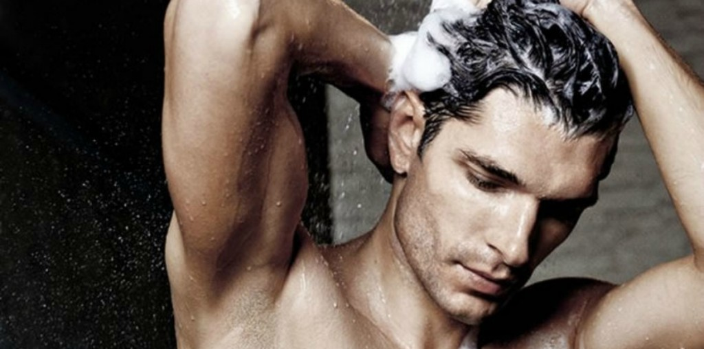 healthy hair tips for men shampoo