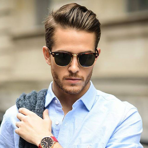 Top 5 Hairstyles For Men Cool And Sexy Haircuts