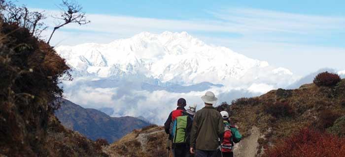 Top Trekking Places Of India