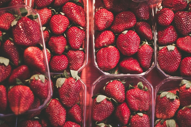 strawberries facts