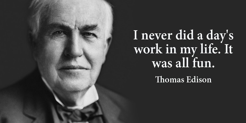 thomas edison life quotes for inspiration
