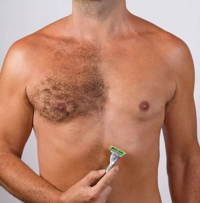 How to Trim Chest Hair | Men's Grooming Tips