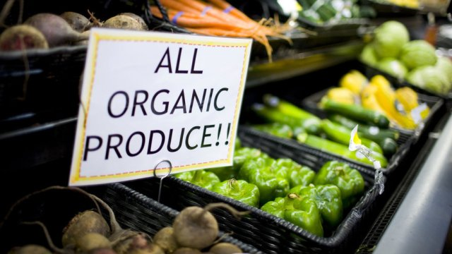 Are Organic foods Healthier