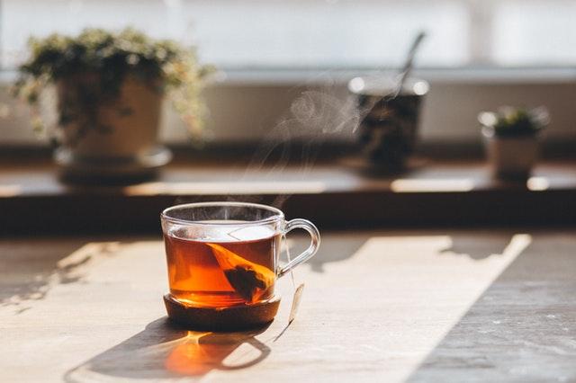 Green tea - Belly fat burning foods