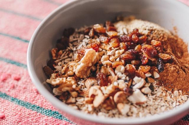 Oats Bran - Belly fat burning foods