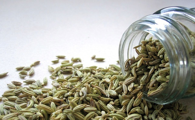 Fennel seeds - Stomach fat burning foods
