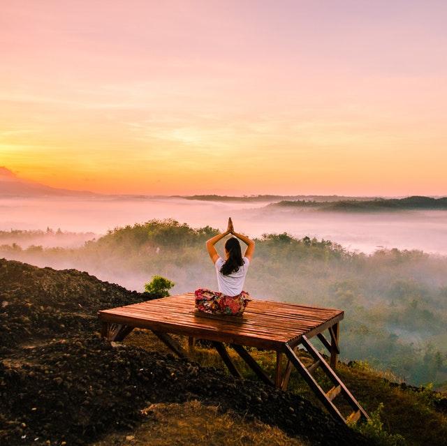 Beginner Meditating
