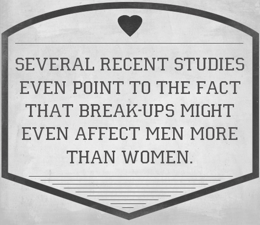 A study on breakup for guys
