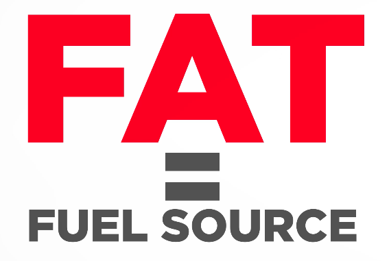 Fat fuel source in keto diet