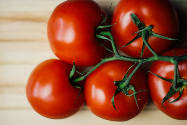 Tomatoes - Improve eyesight