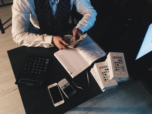 Manage social media accounts to make money