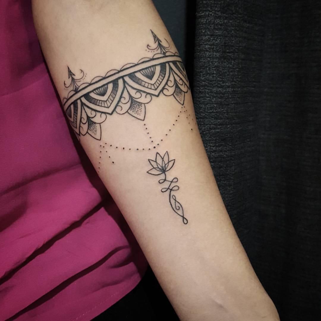 Small first tattoo