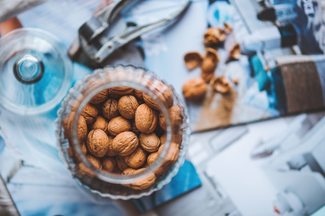 Walnuts to grow hair faster