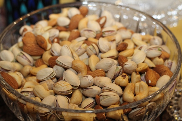 Nuts and Seeds reduce anxiety