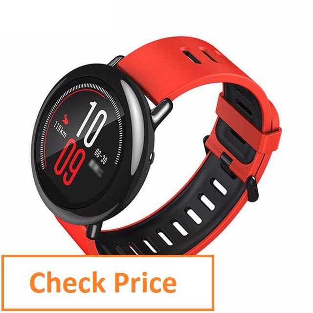 Best smartwatch xiaomi amazefit pace
