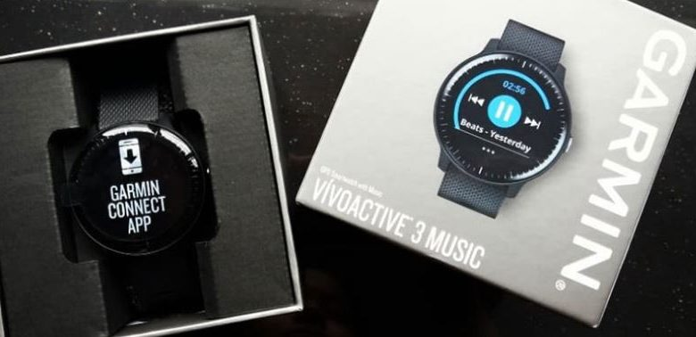 Garmin Vivoactive 3 Music Review