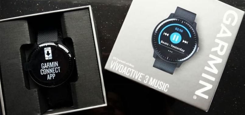 Garmin Vivoactive 3 Music Review