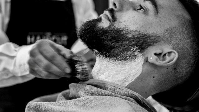 Men getting groomed