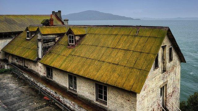 san francisco alcatraz roof jail