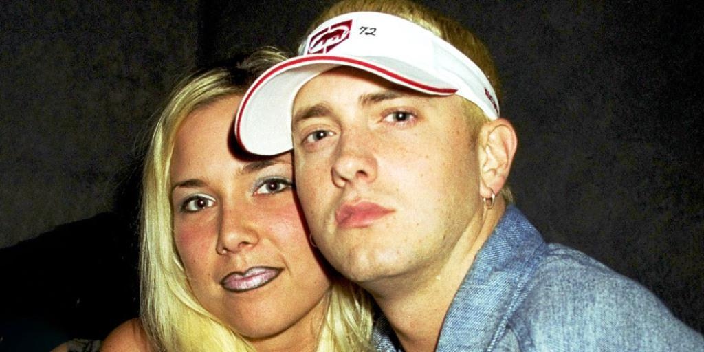 Kimberly Anne Scott with Eminem