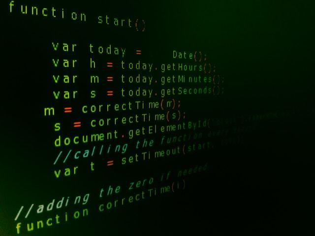 Node JS code
