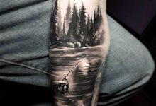 Lake Tattoo