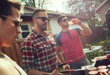 Bros get-together