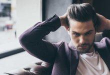 Man with good hair